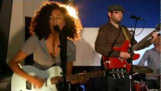 Corinne Bailey Rae performs Are you Here