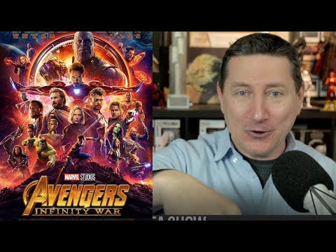 Avengers: Infinity War Trailer Comments And Questions - TJCS Companion Video (видео)