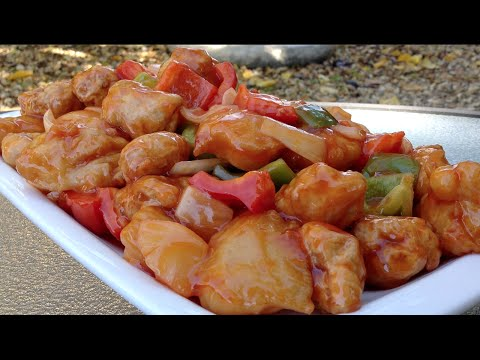 How To Make Sweet And Sour Chicken-Asian Food Recipes