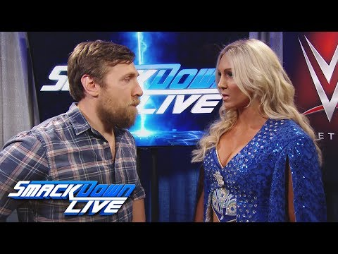 Charlotte Flair confronts Daniel Bryan about Money in the Bank: SmackDown LIVE, June 20, 2017