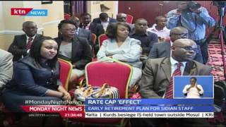 Monday Night News: Rate CAP Effect On Banks, 24/10/2016