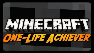 One Life Achiever - S2E2 - WITHER SKELETONS TO KILL!