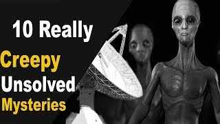 History is full of unsolved mysteries. Some are hard to believe and some will blow your mind. Here Are 10 Creepy Unsolved Mysteries That Shook The World ; Su...