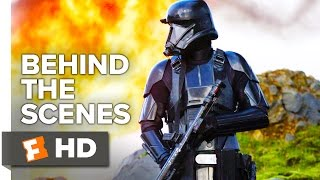 Rogue One: A Star Wars Story Behind the Scenes - Death Troopers (2016): Check out the new behind the scenes directed by Gareth Edwards! Be the first to watch, comment, and share Blu-Ray Trailers, Behind-the-Scenes, deleted scenes, and bloopers dropping @MovieclipsExtras.► Buy or Rent on FandangNOW: https://www.fandangonow.com/details/movie/rogue-one-a-star-wars-story-2016/MMV76011F8D35D74E71FA8B9A3ED8BDE549C?ele=searchresult&elc=rogue%20one&eli=0&eci=movies?cmp=MCYT_YouTube_Desc Watch more Behind the Scenes: ► Deleted Scenes Playlist http://bit.ly/2oScGd1 ► Blue-Ray Behind the Scenes Playlist http://bit.ly/2nUYQt3 ► Blu-Ray Featurettes Playlist http://bit.ly/2ovqpKG The Rebel Alliance makes a risky move to steal the plans for the Death Star, setting up the epic saga to follow.  Subscribe to EXTRAS: http://bit.ly/1u431frWe're on SNAPCHAT: http://bit.ly/2cOzfcyLike us on FACEBOOK: http://bit.ly/1QyRMsEFollow us on TWITTER: http://bit.ly/1ghOWmtSome of the best movie moments happen behind the scenes. Subscribe to the Fandango MOVIECLIPS Extras channel and get the latest behind the scenes footage, bloopers, music videos, and DVD extras. We don't just watch a movie, we watch the before and after and in-between too!