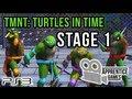Tmnt Turtles In Time Re shelled: Footclan Throwing ps3