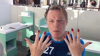 Eddie Izzard on coming out as transgender
