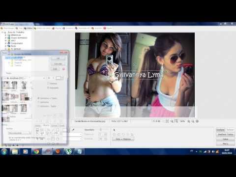 [TUTORIAL] Como fazer montagens p/ duelo de photos [PHOTOSCAPE]
