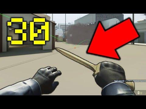 CS:GO НА МИНИМАЛКАХ И В 30 FPS! ЭТО ЖЕСТЬ) (видео)