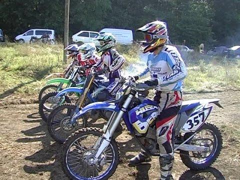 У Гвіздці відбулися змагання з мотокросу