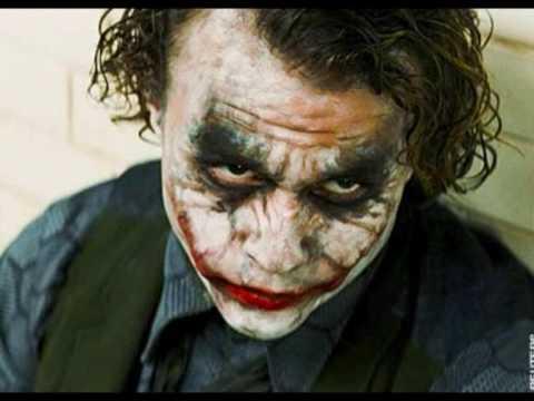 The Joker - Heath Ledger Tribute