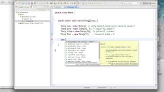 OO Programming In Java - Lecture 9 (1/20/13)