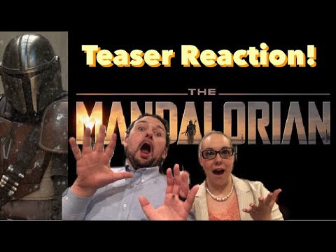 The Mandalorian Teaser Reaction and Review!!!