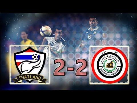IRAQ VS THAILAND GOALS