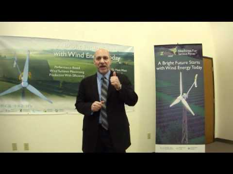 Wind Generators | Turbine Towers Video Image