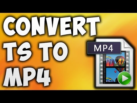 How To Convert TS To MP4 Online - Best TS To MP4 Converter [BEGINNER'S TUTORIAL]