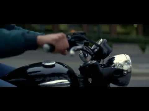 Peaceful Warrior - Bike crash scene