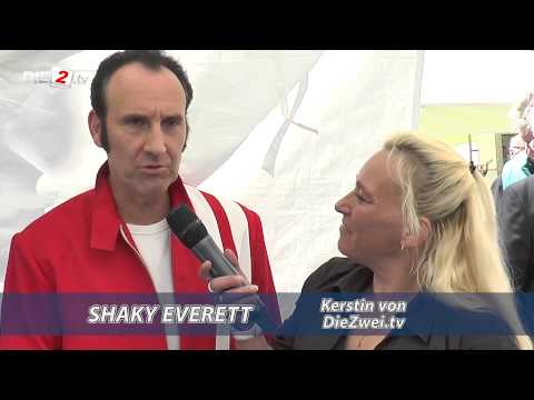 Interview mit Shaky Everett in Witten