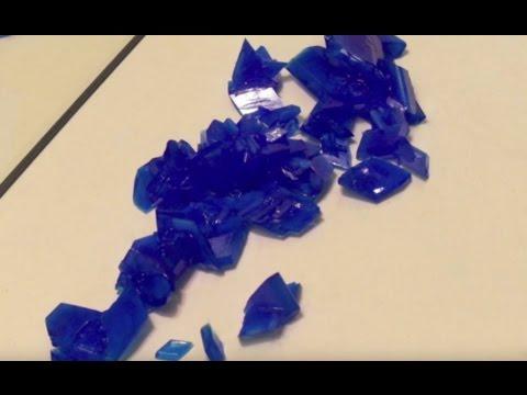 come si crea un cristallo