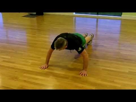 Spiderman Press Up - Front