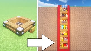 "Minecraft Tutorial: How To Make A Ultimate Underground Starter Survival Base ""2020 Tutorial"""