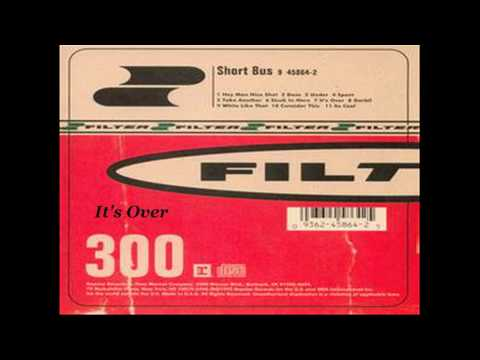 filter - Filter - Short Bus (Full Album) 720p Released May 8 1995 1. Hey Man, Nice Shot 0:00 2. Dose 5:10 3. Under 9:01 4. Spent 13:20 5. Take Another 17:52 6. Stuck ...