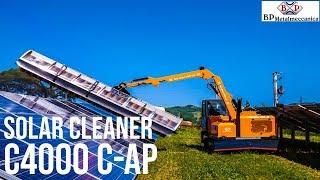 Fossato Di Vico Italy  city photos gallery : Solar Cleaner C4000 C-AP - Macchina pulizia pannelli fotovoltaici