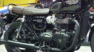 5. Triumph Bonneville T120 Black 2018