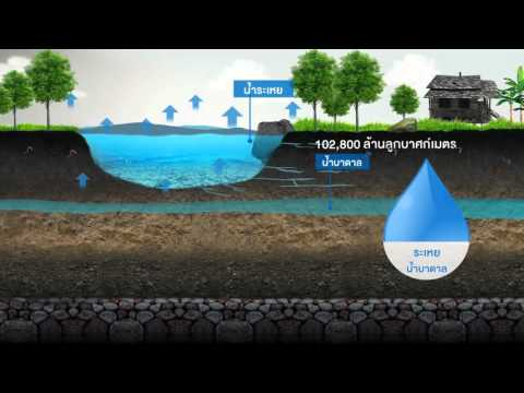 น้ำมาจากไหน...ทำไมไม่พอใช้?