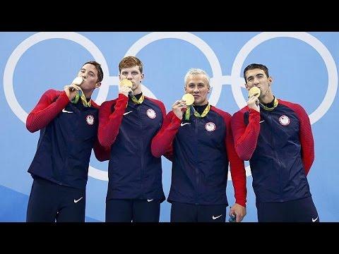 Ρίο 2016: Θρύλος ο Μάικλ Φελπς, με 21 χρυσά σε Ολυμπιακούς