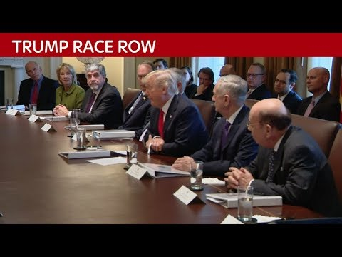 First News Today: Trump UK visit and race row