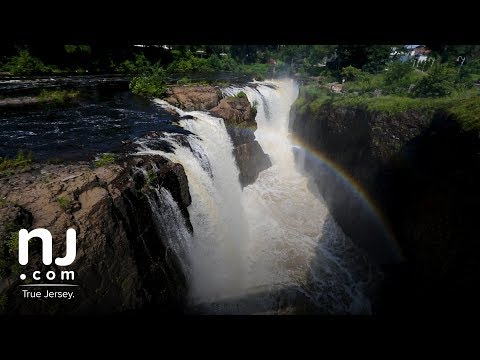 Great Falls More Majestic Following Days Of Heavy Rainfall
