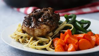 Easy, Juicy Chicken Marsala by Tasty