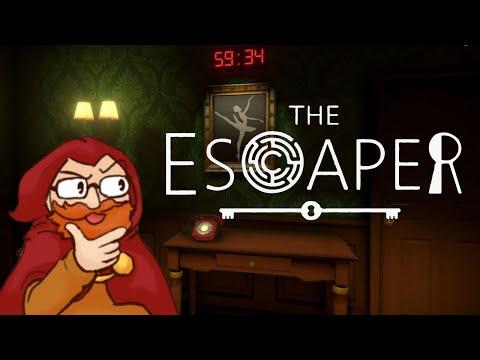 Virtual Escape Room! The Escaper - Room 1