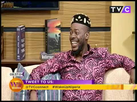Chat With Adekunle Gold | Wake Up Nigeria 23rd Feb  2018