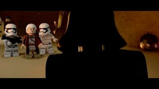 Phoenix James in LEGO Star Wars: The Force Awakens Video Game