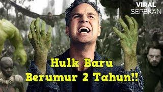 Video Ini Alasan Hulk Tidak Mau Keluar di Avenger Infinity War! MP3, 3GP, MP4, WEBM, AVI, FLV November 2018