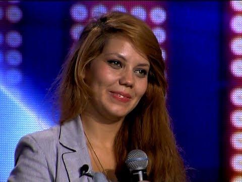 تجارب الأداء سمية مريم التركي - The X Factor 2013