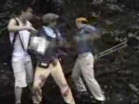 「収録中スタッフが襲われる!ってww。昔の特撮って違う意味でおもしろすぎる」のイメージ