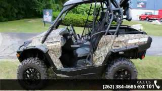 5. 2016 Can-Am Commander Hunting Edition 1000 Mossy Oak Brea...