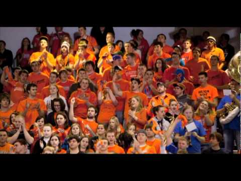 2011-12 UW-Platteville Men's Basketball Highlight Video