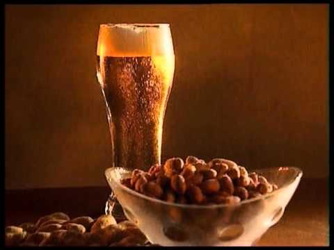 Serano Nuts Beer commercial