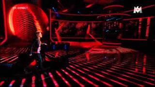 X Factor - Marina D'amico / Fucking Perfect