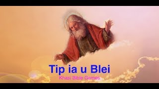 Kane kadei ka Bibyl game banyngkong tam ha ka ktien Khasi La pynmih da I Rev Fr.Michael Makri, Aibor Nongkynrih bad Kiwei ki...