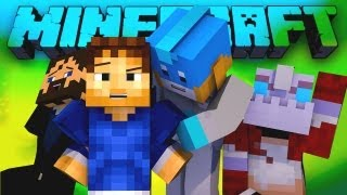 HOW NOT TO DEFEND! (Minecraft Hoodoo with Woofless, ssundee, Mudkipz, and Nooch!)