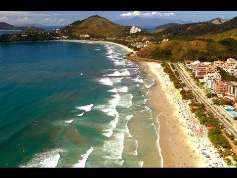 Praia Grande Ubatuba SP | Litoral Norte | Praia Mais Famosa da Cidade