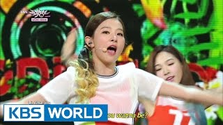 Red Velvet - Happiness | 레드 벨벳 - 행복 [Music Bank HOT Stage / 2014.09.12]