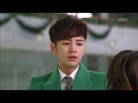 [예쁜남자] 장근석 아이유 아이스링크 데이트 2014 0102