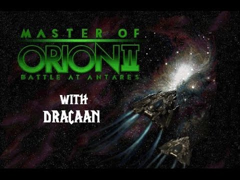 Let's play Master of Orion 2 (Season 8 Episode 1) - The casual season begins