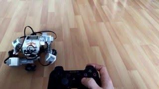 Gamepad Omnibot