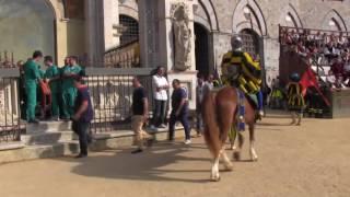 Pelgrimstocht naar Rome deel 20 Palio delle contrade